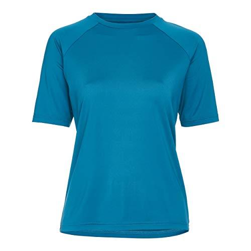 Mountain Short Sleeve Tee (POC Damen Essential MTB W's Tee, Antimony Blue, XSM)