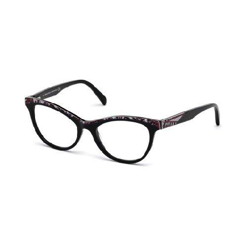 emilio-pucci-ep5036-cat-eye-acetato-donna-black-white-fantasy001-g-53-18-140