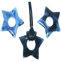 Sodalith 1 Kleiner Stern mit Runter Bohrung 0.8 cm Größe ca. 2.5 cm Sein Gewicht 2 g. preisvergleich bei billige-tabletten.eu