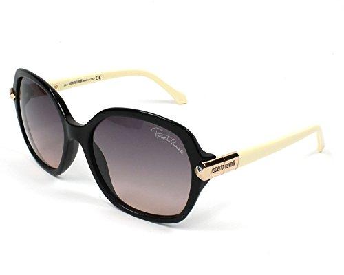 Just Cavalli JC503S Sport Sonnenbrille, Black & Grey Frame/Gradient Grey