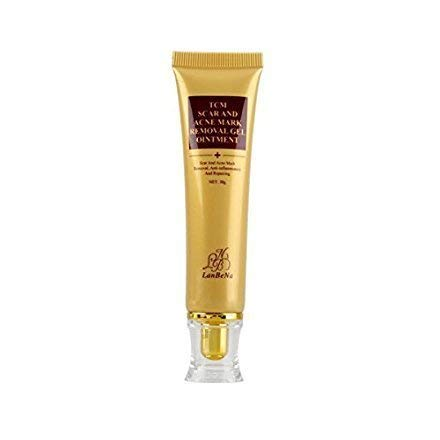 Buy LanBeNa Acne Scar Mark Removal Gel Ointment, 30g (1.05oz) online in India at discounted price