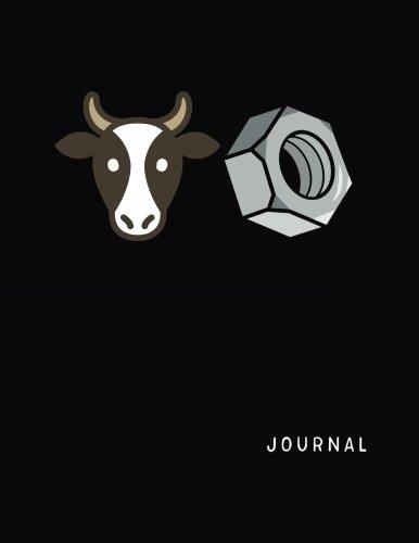 Journal: Cow Notebook Journal