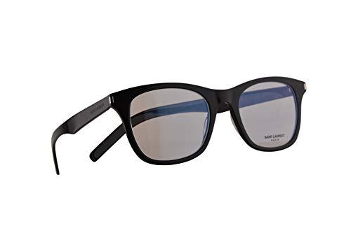 Saint Laurent SL286 Slim Brillen 50-20-150 Schwarz Mit Demonstrationsgläsern 001 286 SL 286