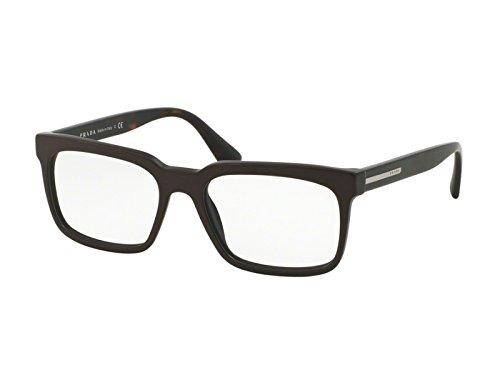 195da61383ba Prada Montures de lunettes Pour Homme 28R V - TV6-1O1  Matte Brushed