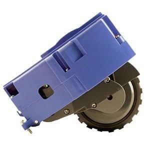 Bloc Roue Gauche compatible Roomba Serie 700 iRobot robot aspirateur (pièce détachée aspirateur robot)
