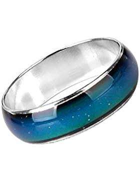 gefühl Stimmung Farbe veränderbar magischen Ring US Größe 7 1/2