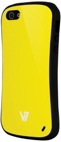 V7 PA19SYLW-2E Extreme Guard Hülle für iPhone SE / 5s / 5 gelb