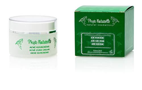 Grüner-tee-creme (Phyto Naturelle Akne Creme mit Grünem Tee 50 ml)