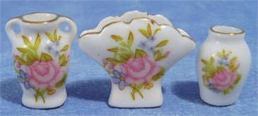 112-scale-dolls-house-miniatures-pink-floral-vase-set-d2237-by-streets-ahead