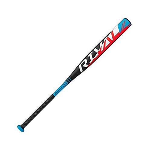 Easton ASA Rival Softball-Schläger mit langsamer Stimulation, Unisex, A11353628, Schwarz, 34