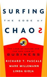 Surfing the Edge of Chaos: The Laws of Nature and the New Laws of Business (English Edition)