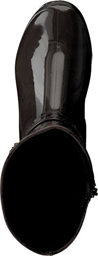 Gosch Shoes Sylt - Donna Bottino Stivali di gomma 7102-502-9 Halbschaft foderato Brown