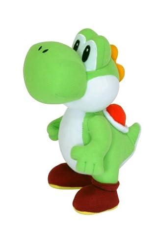 Super-Mario-Plüschfigur Yoshi, 24 cm hoch