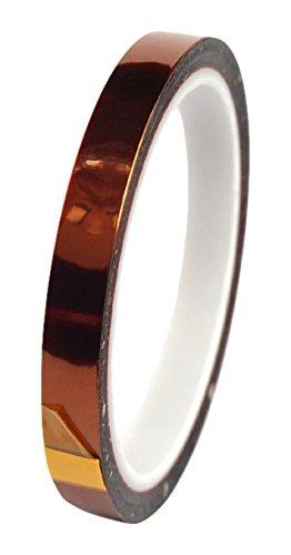 bonus-eurotech-1bl08020009-033a-ruban-polyimide-de-masquage-isolant-largeur-9-mm-longueur-33-m-adhes