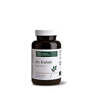 Bio Brahmi Bacopa monnieri 180g ca. 450 Tabletten CLASSIC AYURVEDA