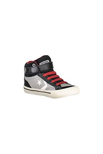 CONVERSE 658884C PRO BLAZE SNEAKERS GREY BLACK 33 (Schuhe Converse Rot Baby)