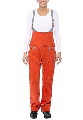 Houdini Bedrock Pants Women fi-red/red mountain 2014 Regenhose