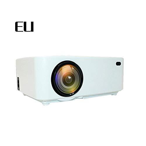 Motto.H Tragbarer Miniprojektor-Taschen-Kino-Heimkino 1080P Ultra HD Mit Handels-Eingang/VGA/HDMI/USB/SD Für Heimkino-Videospiel-Unterhaltung
