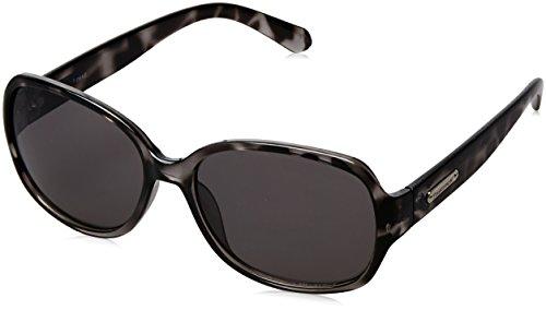 Fastrack UV Protected Goggle Women\'s Sunglasses - (C082BK3F|60|Black Color)