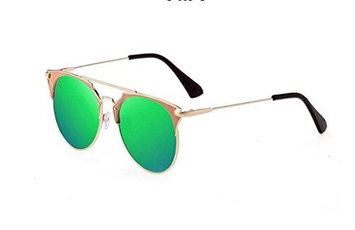 1b84b437f536 WANGMIN® Polarisierte Sonnenbrille Herren Sonnenbrille Marke Designer  Shades Uv400 Schützen Sie Farbe Objektiv Spiegel Sonnenbrille
