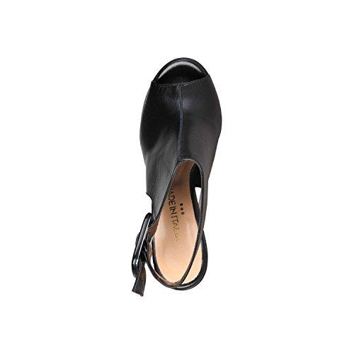 Made in Italia CLOTILDE-P Zeppe Donna Nero