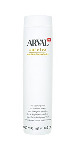 Arval Surviva Latte Detergente Specifico - Flacone 300 ml