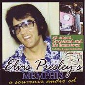 Elvis Presley's Memphis - A Souvenir Audio CD - Elvis-souvenir