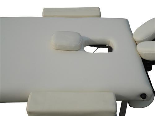 D&S Vertrieb Massageliege – Aluminium 3 Zonen - 5