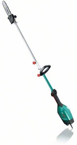 Bosch DIY Antriebseinheit AMW 10 SG, Hochentastenvorsatz, Schultergurt, Karton (1000 W, 26 cm Schnittlänge, Leerlaufdrehzahl 11.400 min-1)