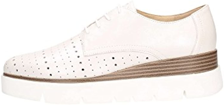 Geox D827PA 000BV Lace-Up Heels Frauen 2018 Letztes Modell  Mode Schuhe Billig Online-Verkauf