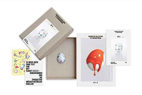 Brainstream Beep Egg Character N.3 Early Bird, Kunststoff, Mehrfarbig