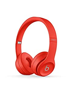 Beats by Dr. Dre Cuffie Solo3 Wireless, Core Collection, Rosso (B06XD2V4ZJ) | Amazon price tracker / tracking, Amazon price history charts, Amazon price watches, Amazon price drop alerts