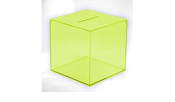 Hansen Losbox Grün Hellgrün Mit Leuchtenden Kanten