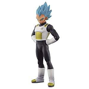 Banpresto Dragon Ball Z 6-Inch Vegeta Movie DXF Figure, Volume 2 by 4