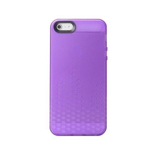 Katinkas Matrix Soft Cover per Apple iPhone 5, Blu Viola