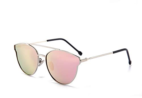 Yiph-Sunglass Sonnenbrillen Mode Polarisierte Sonnenbrille der Kinder Klassische Baby-Sonnenbrille-Mode-Tiden-Sonnenbrille UVschutz-Sonnenbrille, Jungen und Mädchen (Color : Pink)