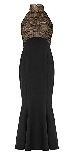 Imelda Halterneck Dress