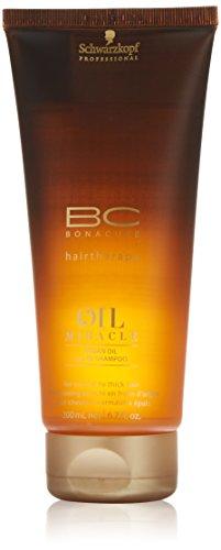Schwarzkopf BC Bonacure Oil Miracle Shampoo, 200 ml (Oil Bonacure)
