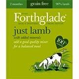 FORTHGLADE PET-569005 Natur Menü Lamb - Grain Free (395g) 18-Pack