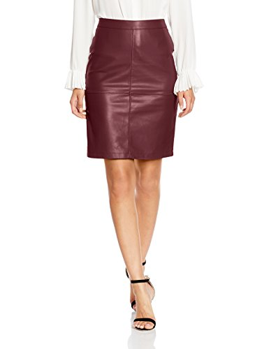 Vila Vipen New Skirt-Noos, Falda para Mujer Vila