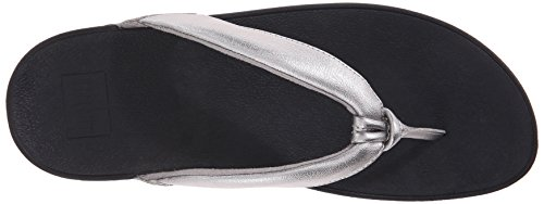 Fitflop Infradito Swirl Pewter Pewter