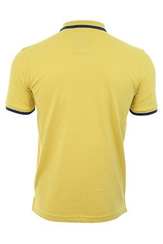 Dissident Herren Poloshirt xl Gelb