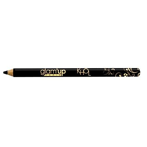 Crayon Khôl Glam'up intensifie le regard en profondeur grâce à sa forte teneur en pigments naturels