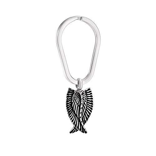 Andenken Asche Urne für Asche Gedenkurne Cremation Jewelry Urne Nur Halskette und SchlüsselanhängerKaufen Sie einen Schlüsselund schicken Sie eine Gute Schlangenkette