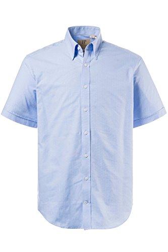 JP1880 Homme Grandes tailles Chemise manches courtes 705622 Bleu