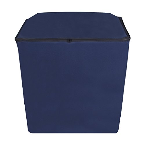 Dream Care Navy Blue Waterproof & Dustproof Washing Machine Cover for Semi-automatic 6.5Kg Model