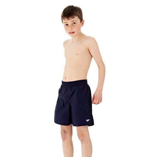 Speedo Solid Leis Wsht Jm Pantaloncini da Bagno Bambino