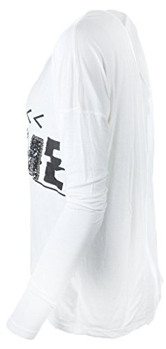 Nü by Staff Damen Shirt Weiß