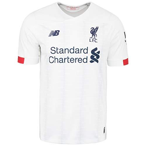 Herren Away Trikot (New Balance Herren Liverpool FC 2019/20 Away Ss Trikot S/s Top L Away)