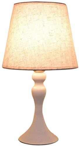 Lámpara de mesa, apartamento LED Dormitorio Lámpara de mesa ...